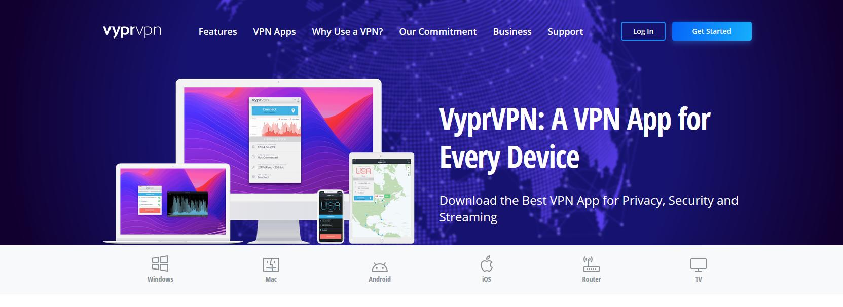Download VyprVPN App For Every Device