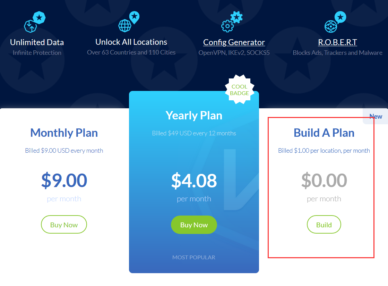 Windscribe Free VPN Price