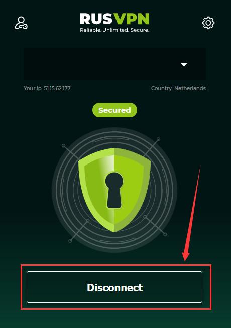 免费翻墙软件已连接