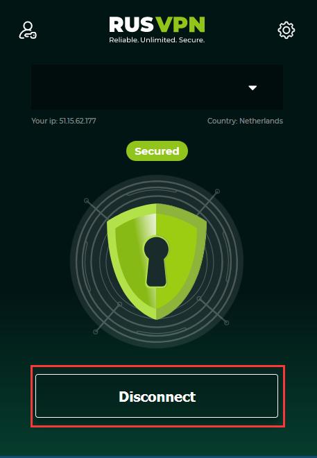 断开免费的VPN翻墙软件