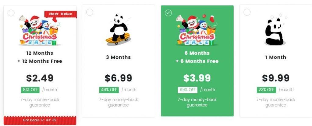 panda vpn price - topvpnguides.com