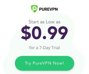 PureVPN,7-Day Trial