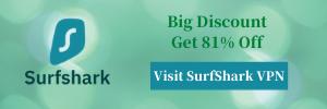 SurfsharkVPN banner